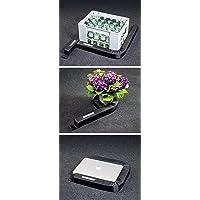 ORDERLY® Gepäckfixierung Auto PKW Kofferraum Organizer sichert fixiert befestigt verstaut Ladegut Nadelfilz Teppichboden Klett Velcro schwarz Nylon abwaschbar