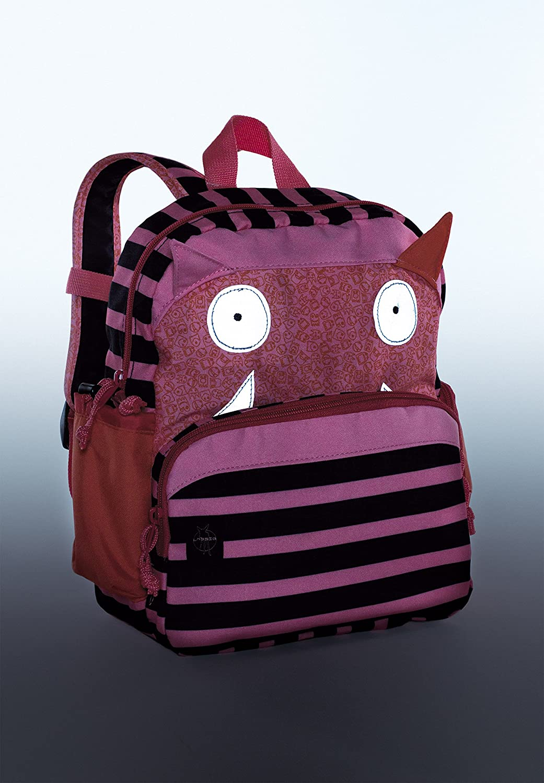 ebf1885fa89 Amazon.com: Lassig Kids Medium Little Monsters Backpack, Mad Mabel: Baby