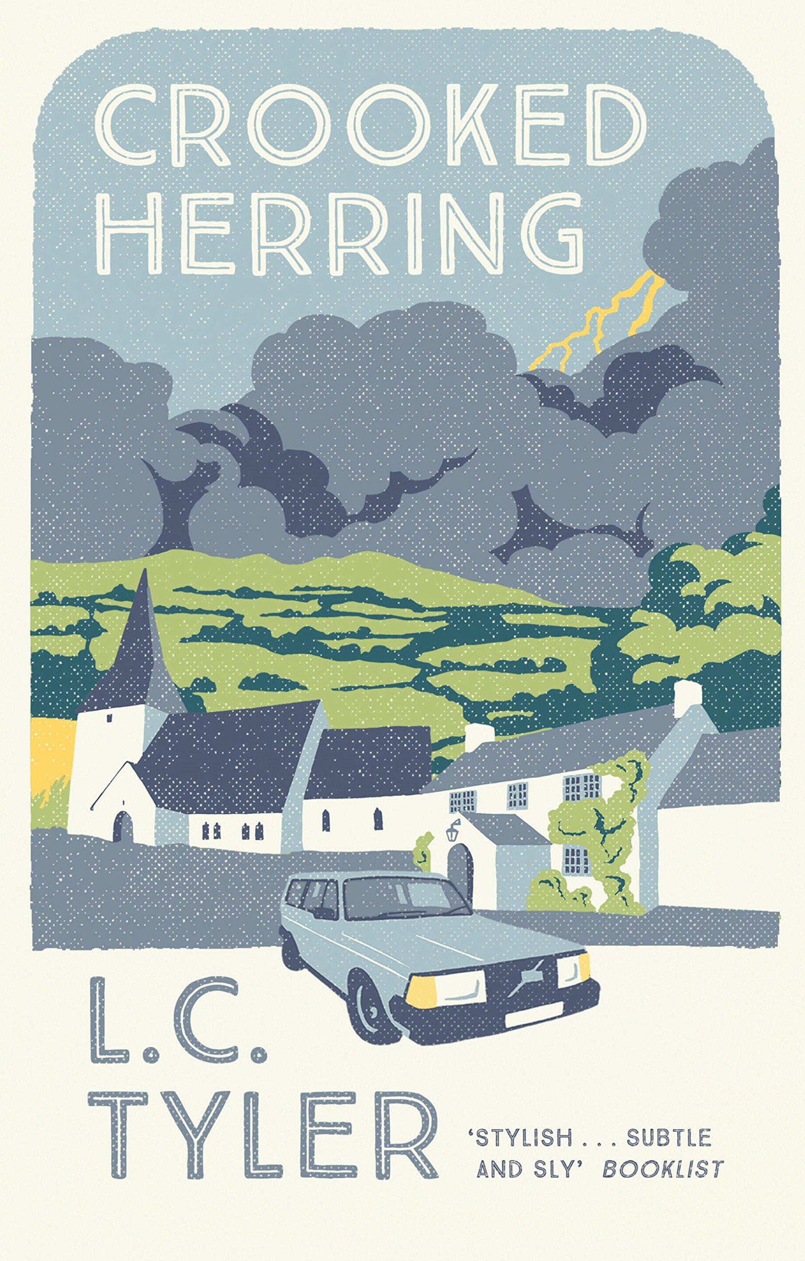 Crooked Herring (Herring Mysteries): Amazon.co.uk: Tyler, L C ...