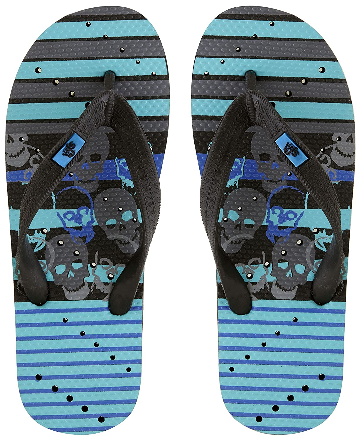 Showaflops Boys' Antimicrobial Shower & Water Sandals for Pool, Beach, Camp and Gym - Road Warrior Group