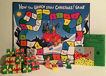how the grinch stole christmas game - How The Grinch Stole Christmas Games