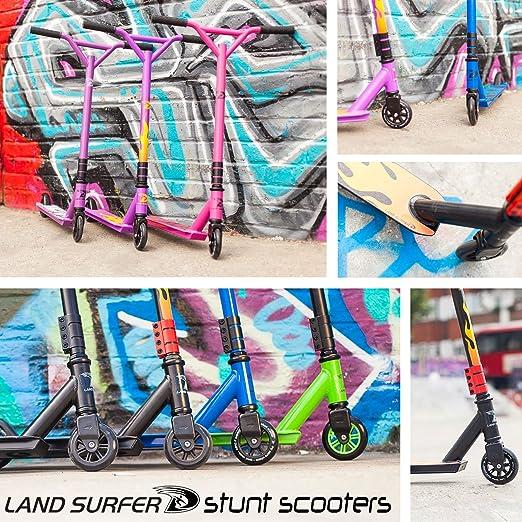 Amazon.com: Land Surfer scooter para hacer acrobacias para ...