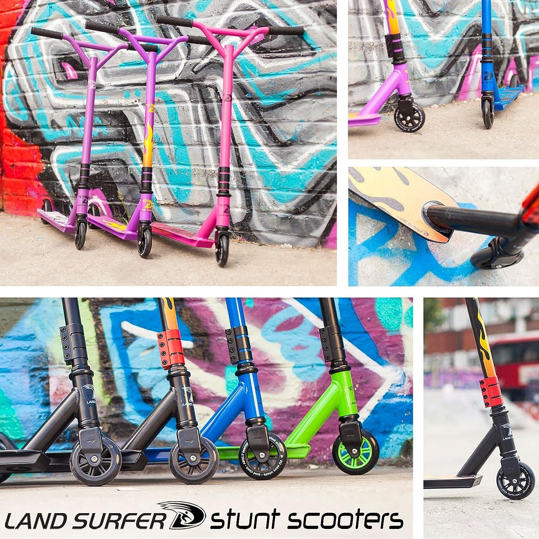 Land-Surfer Stunt Trick Scooter for Kids