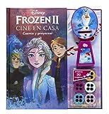 Frozen 2. Cine en casa: Cuento y proyector (Disney. Frozen 2)