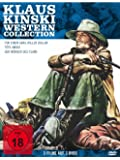 Klaus Kinski Western Collection [3 DVDs]