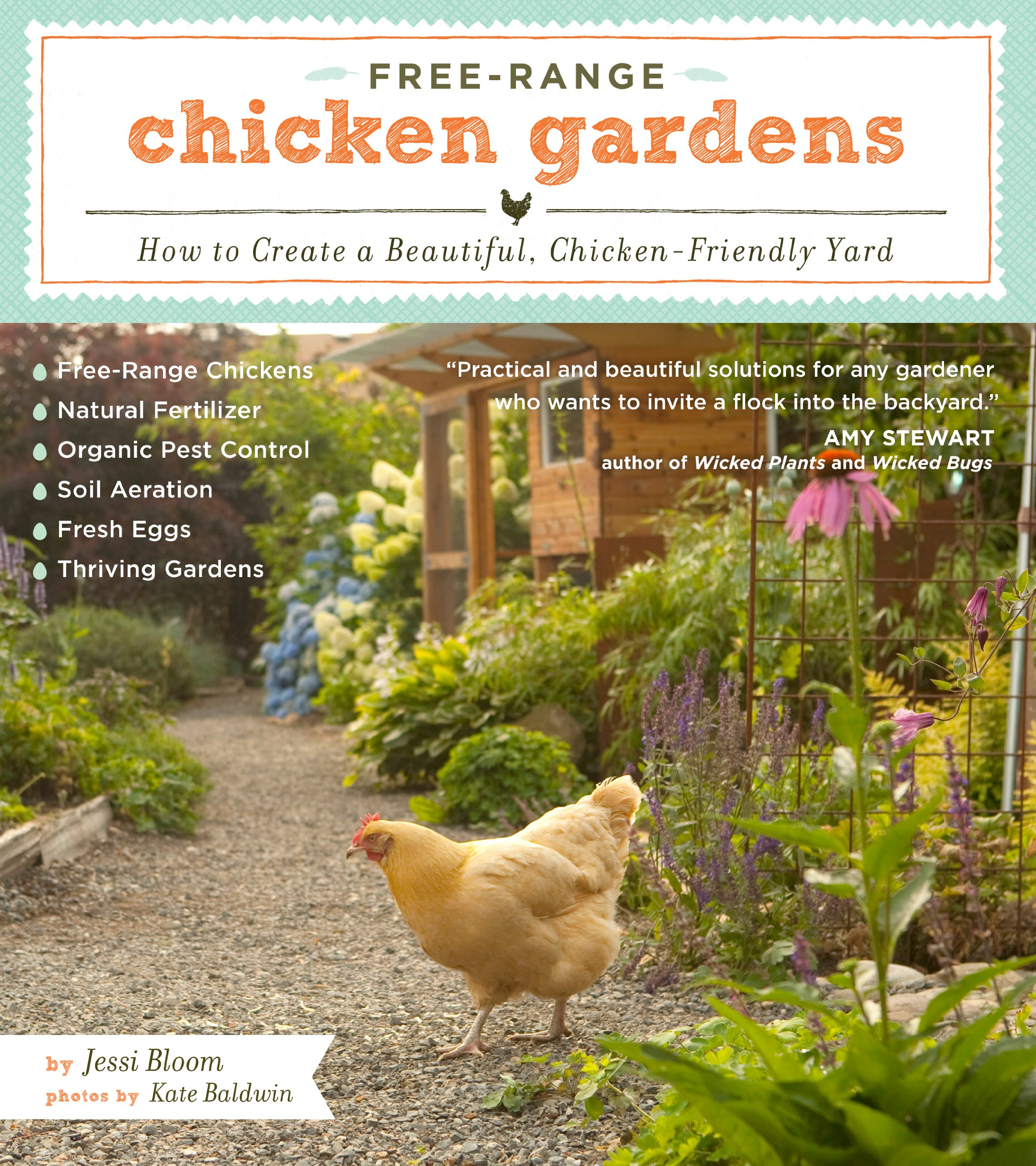 gardens canning and backyard chickens cooking up clean