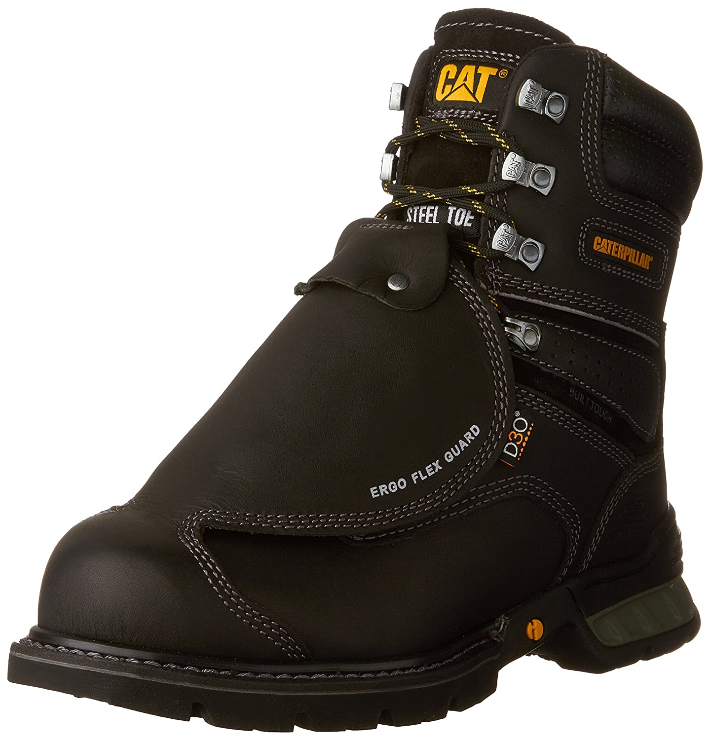 1a6354f1a7b CAT Footwear Men s Ergo Flex Guard 8-Inch CSA Work Boot  Amazon.ca  Shoes    Handbags