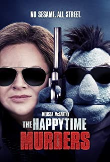 Book Cover: The Happytime Murders