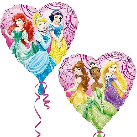 GLOBO * Princesas Disney * Cumpleaños para niños o temática ...