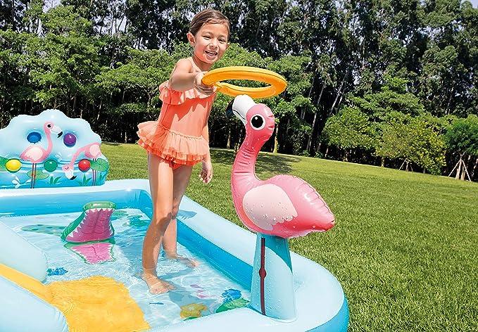 Intex 57161NP - Centro de juegos aventura acuática en la jungla