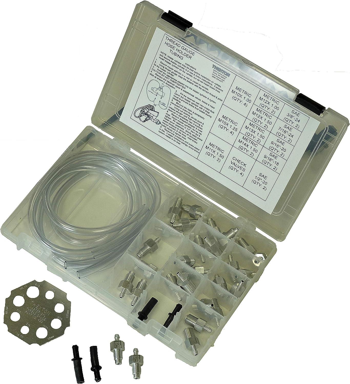 Master Brake Bleeder and Plug Kit Thexton THX849