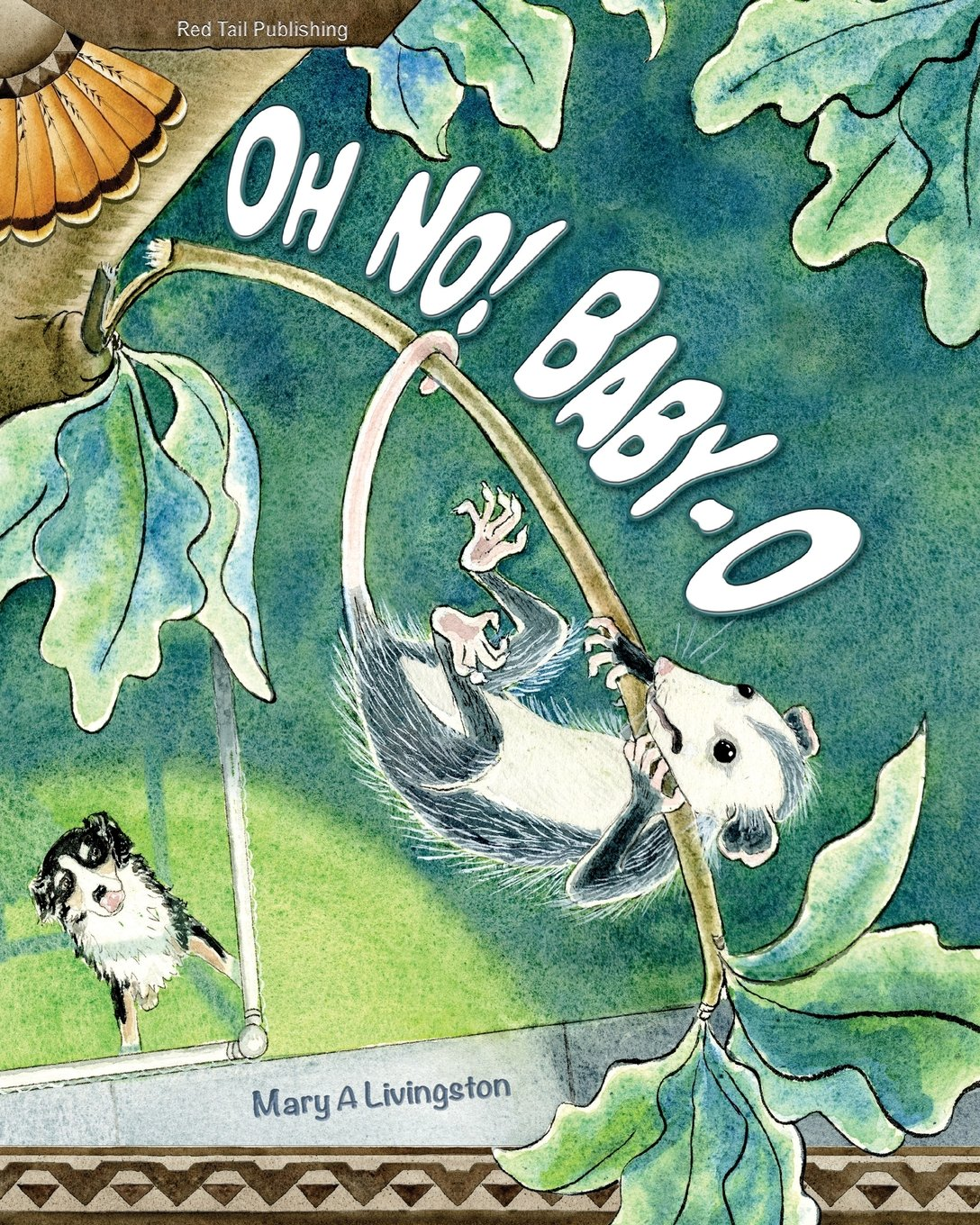Oh No! Baby-O by Red Tail Publishing