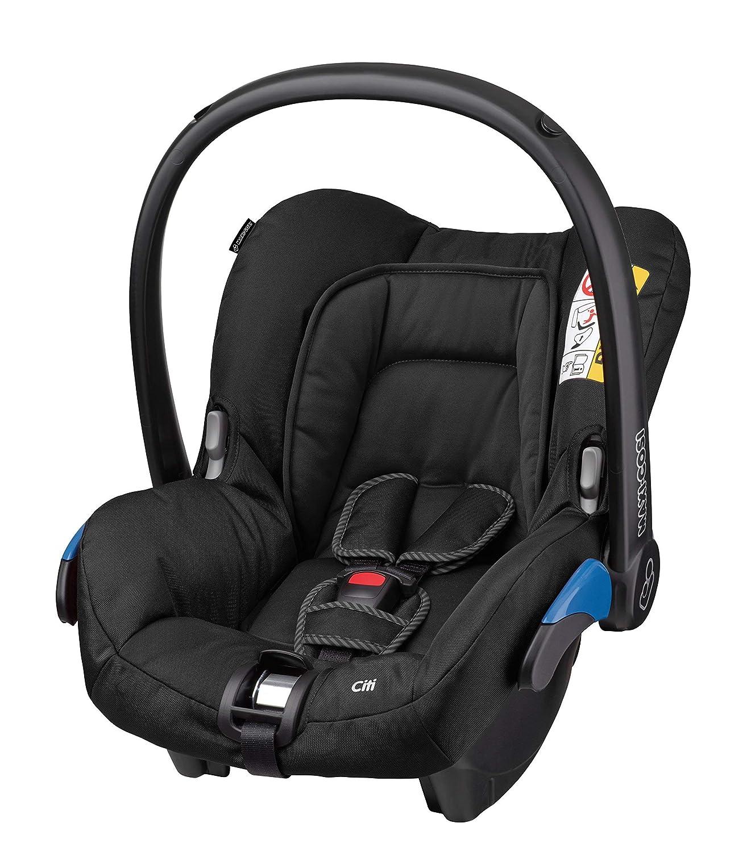 Maxi-Cosi Citi Group 0+ Car Seat, Black Raven: