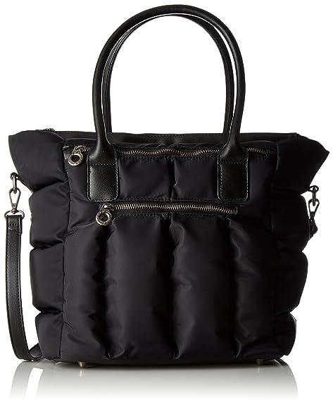 c25de51f141 Little Marcel - Wy01, Shoppers y bolsos de hombro Mujer, Noir (Black),  17x27x37 cm (W x H L): Amazon.es: Zapatos y complementos