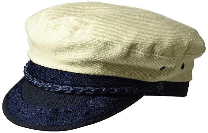 Country Gentleman Men Authentic Greek Canvas Cap at Amazon Mens Clothing store: