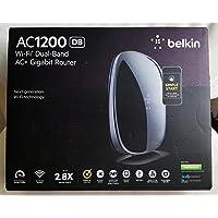 Belkin Dual-Band Wireless-AC+ Gigabit Router
