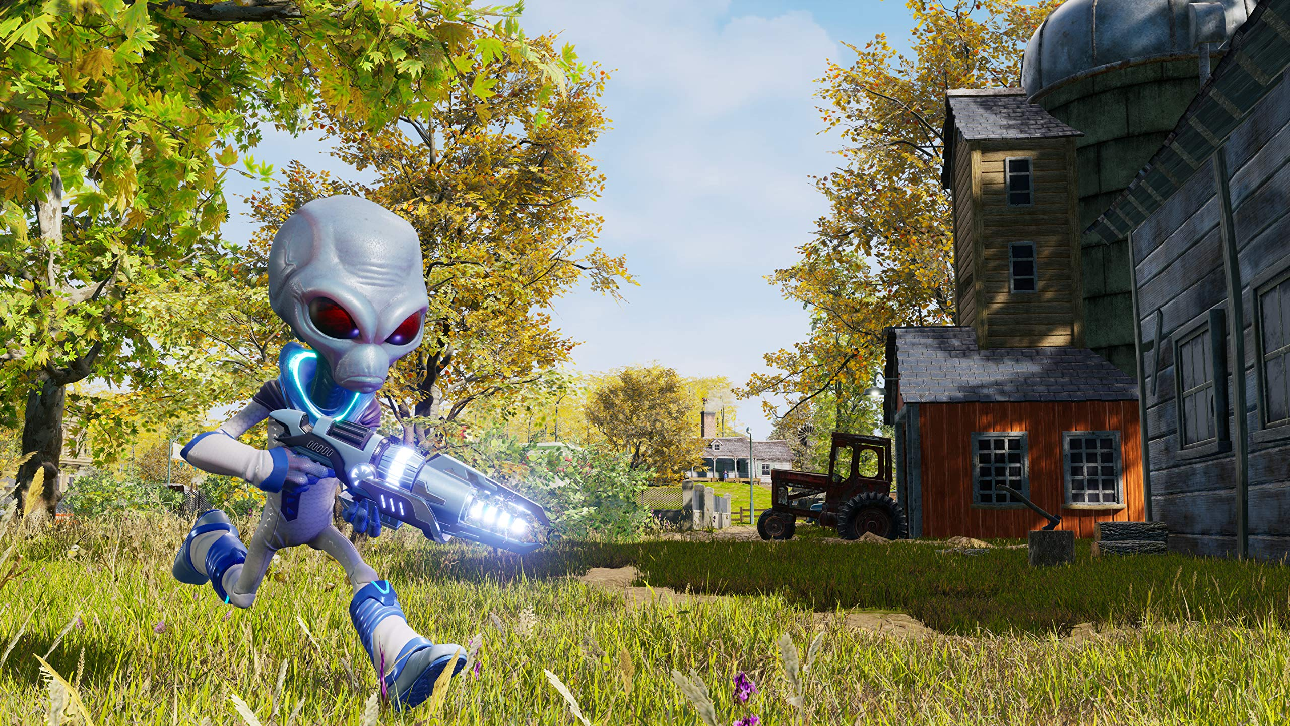 Destroy All Humans! - Xbox One by THQ Nordic (Image #1)