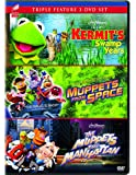 Muppets (Triple Feature) (Bilingual)