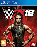 WWE 2K18 (PS4) (New)