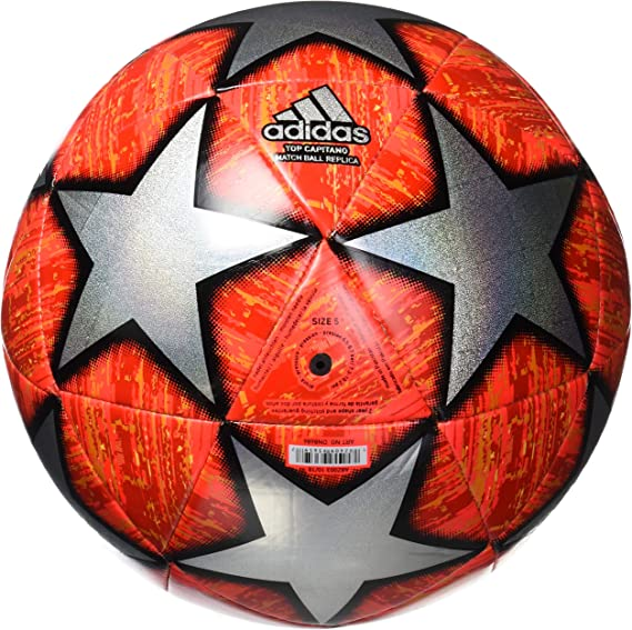 adidas Top Capitano Soccer Ball: Amazon.es: Deportes y aire libre