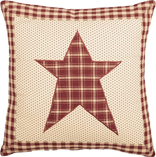 Cheston Star Fabric Pillow 16 Comes Filled