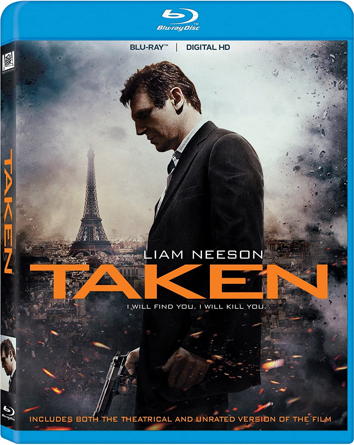 Download TAKEN - Complete Season 1 S01 (2017) and Movies 1 ...