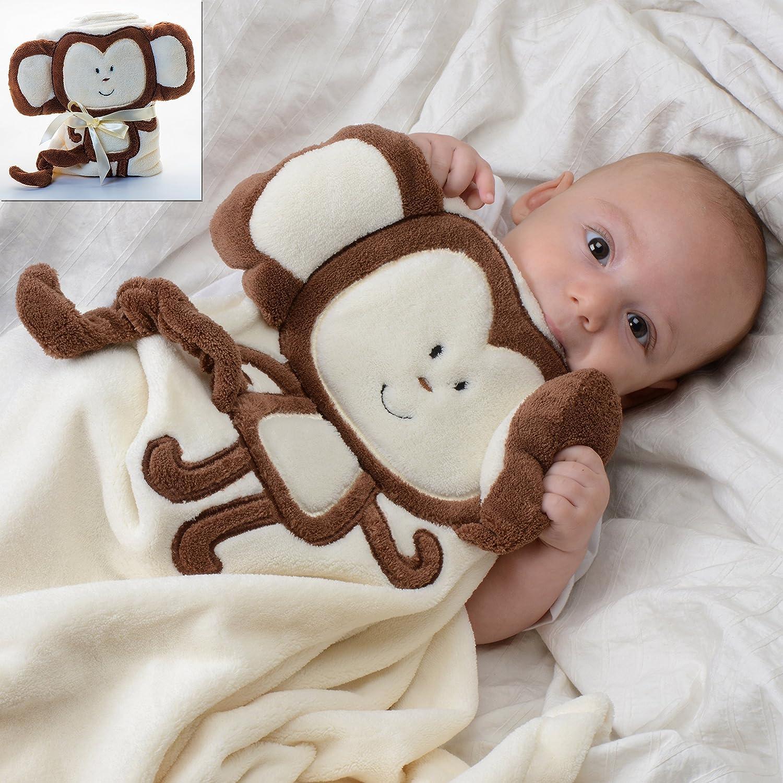 Amazon baby touch baby plush unisex easy sleep blanket amazon baby touch baby plush unisex easy sleep blanket monkey super soft lightweight free ebook gift baby fandeluxe Document