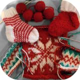 Knitting Unique Christmas Designs - Kindle Edition (How To Knit Scarves, Hats, Socks, Gifts, Gloves & Many More Designs)