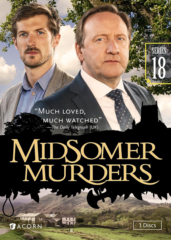 Midsomer Murders, Series 18