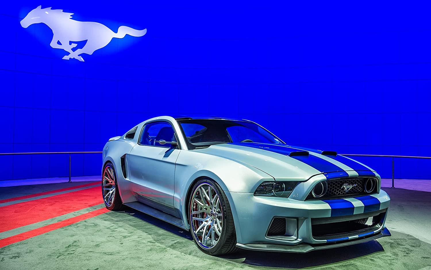 Athah Designs Wall Poster Cars Film Ford Shelby Mustang Gt Need