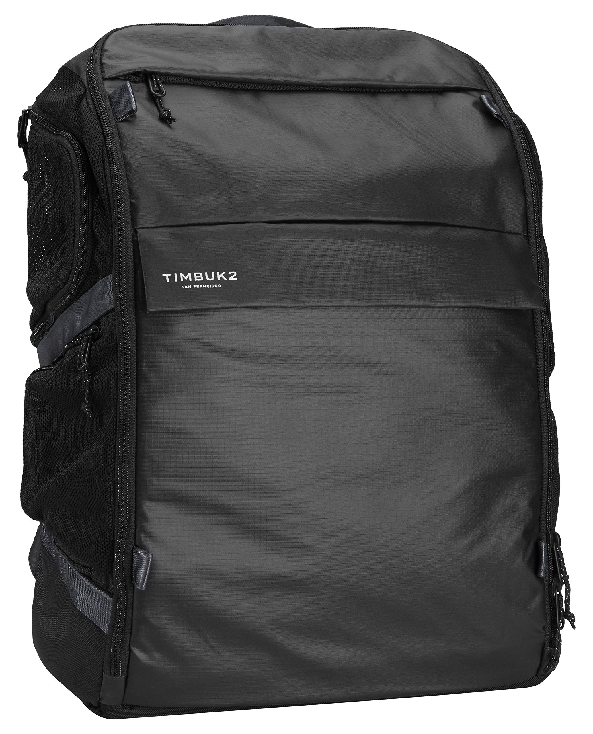 Timbuk2 Muttmover Light Daypack, Jet Black Light Rip, Medium
