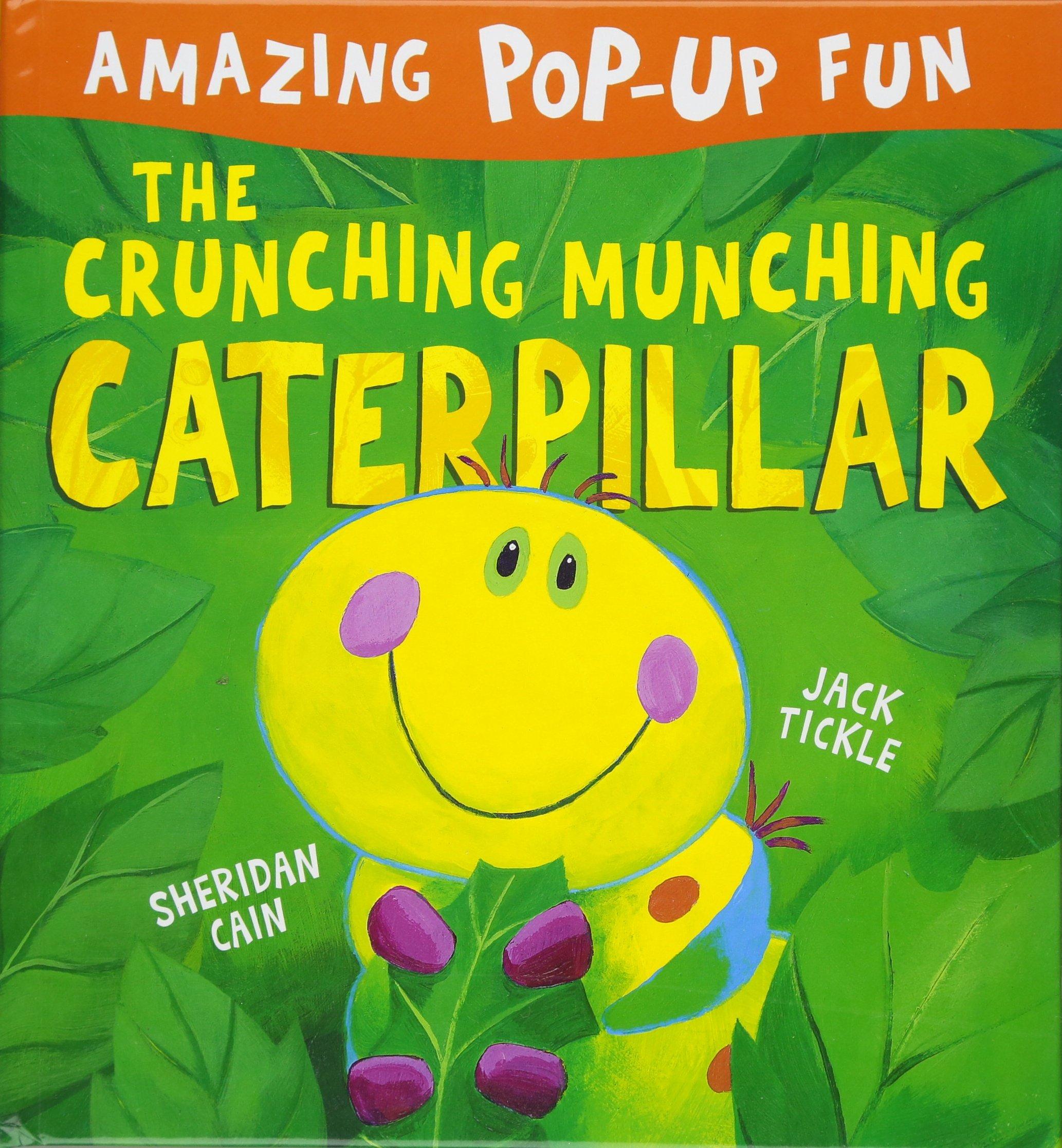 The Crunching Munching Caterpillar ebook