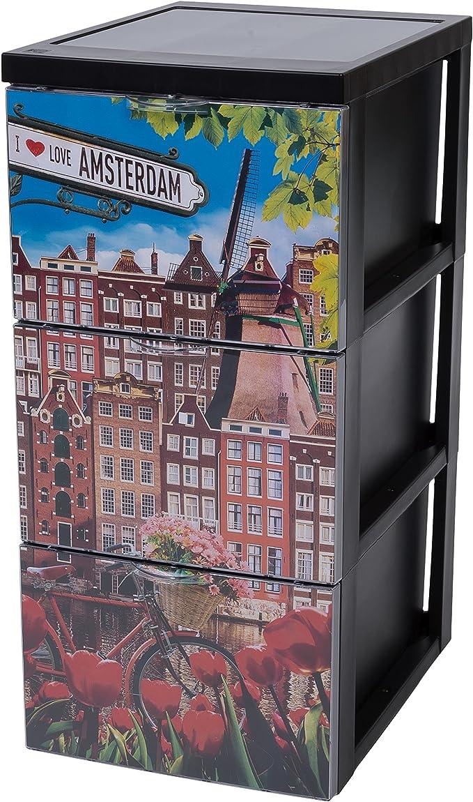 Cassettiera Mini Design Iris SCF-A5