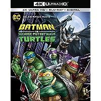 Batman vs. Teenage Mutant Ninja Turtles (4K Ultra HD/Blu-ray)