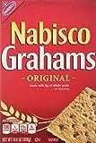 Nabisco, Grahams, Original, 14.4oz Box (Pack of 3)