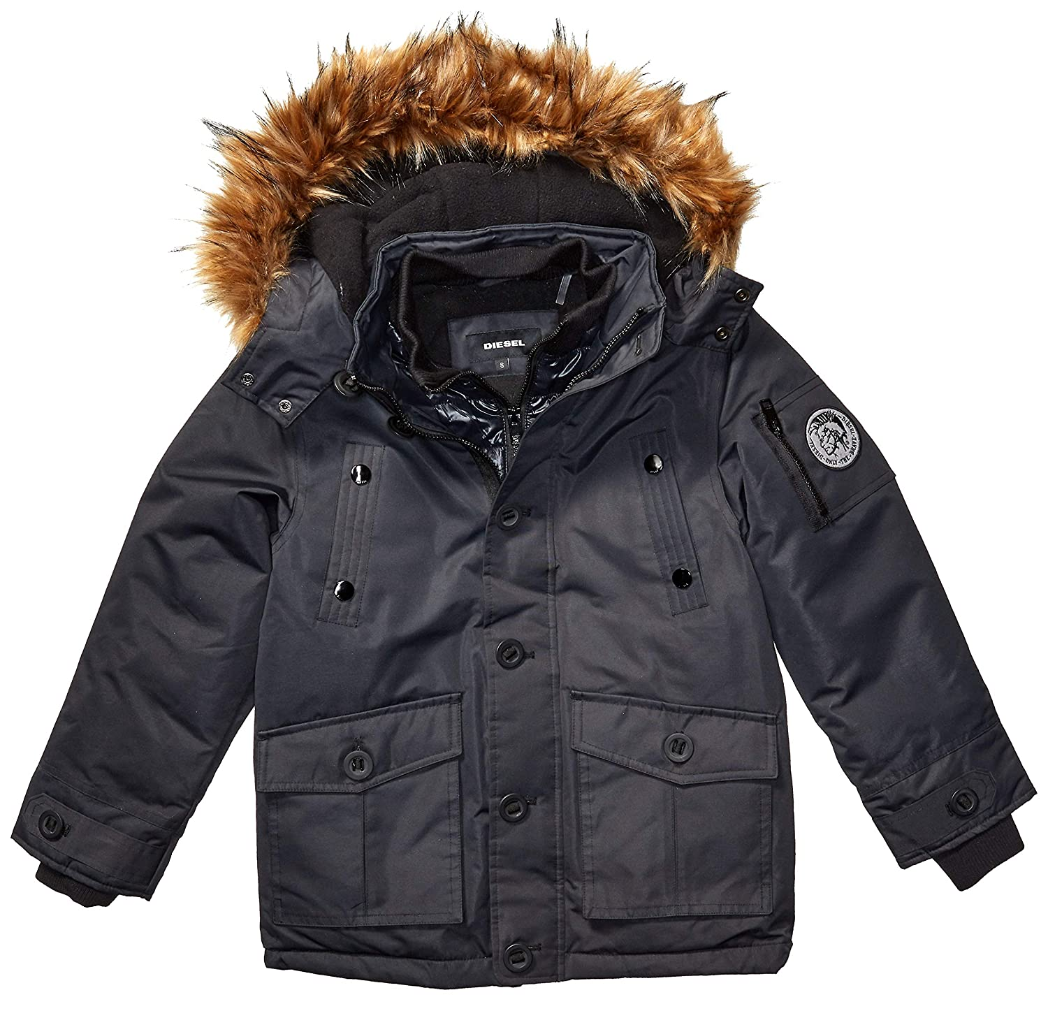 Diesel Boys Only The Brave Insulated Parka