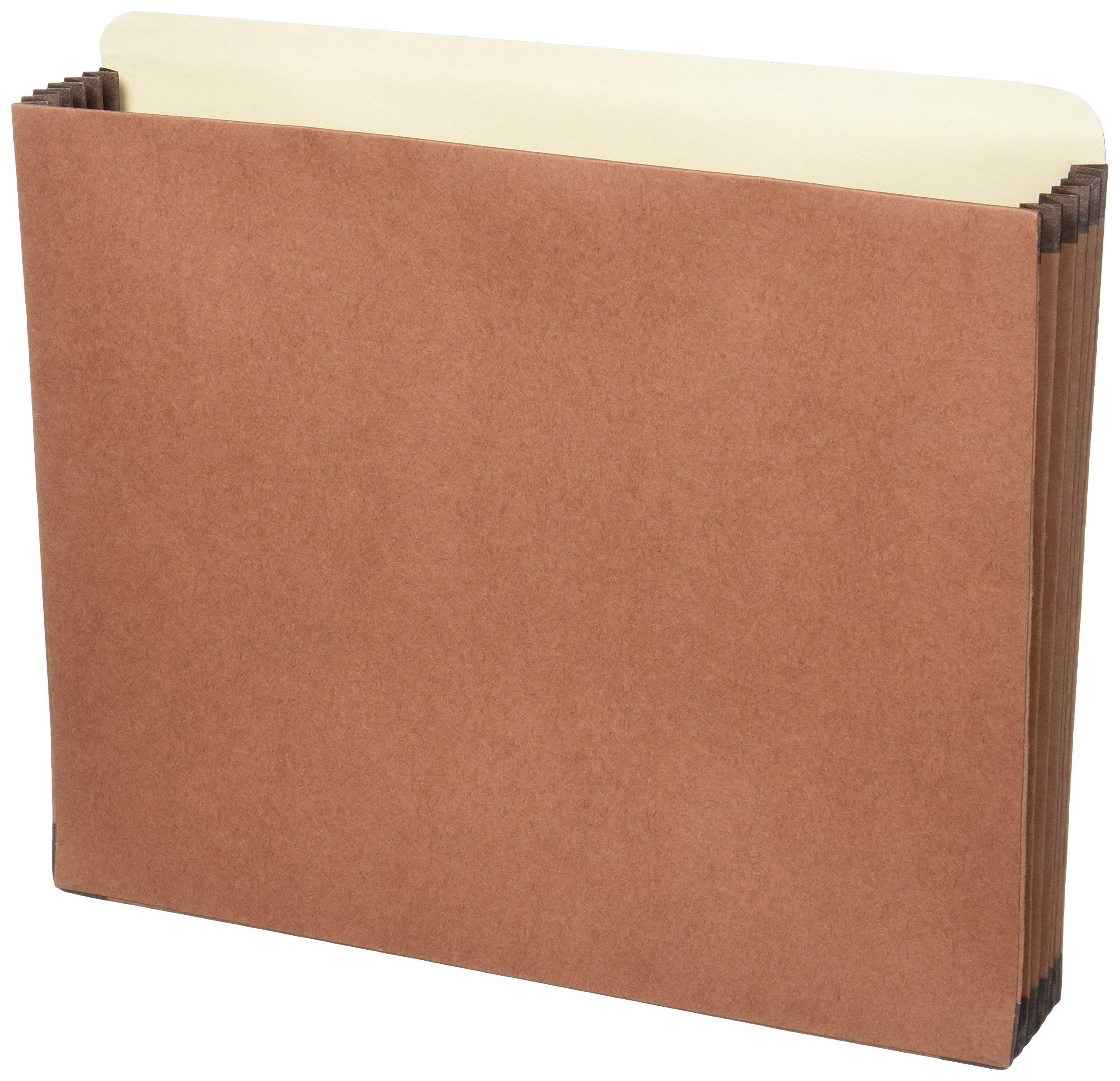 Globe Weis Heavy-Duty Letter File Cabinet Pockets (GLWFC1534G)
