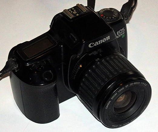 CANON EOS 1000FN - cámara SLR analógica - con lente CANON ZOOM ...
