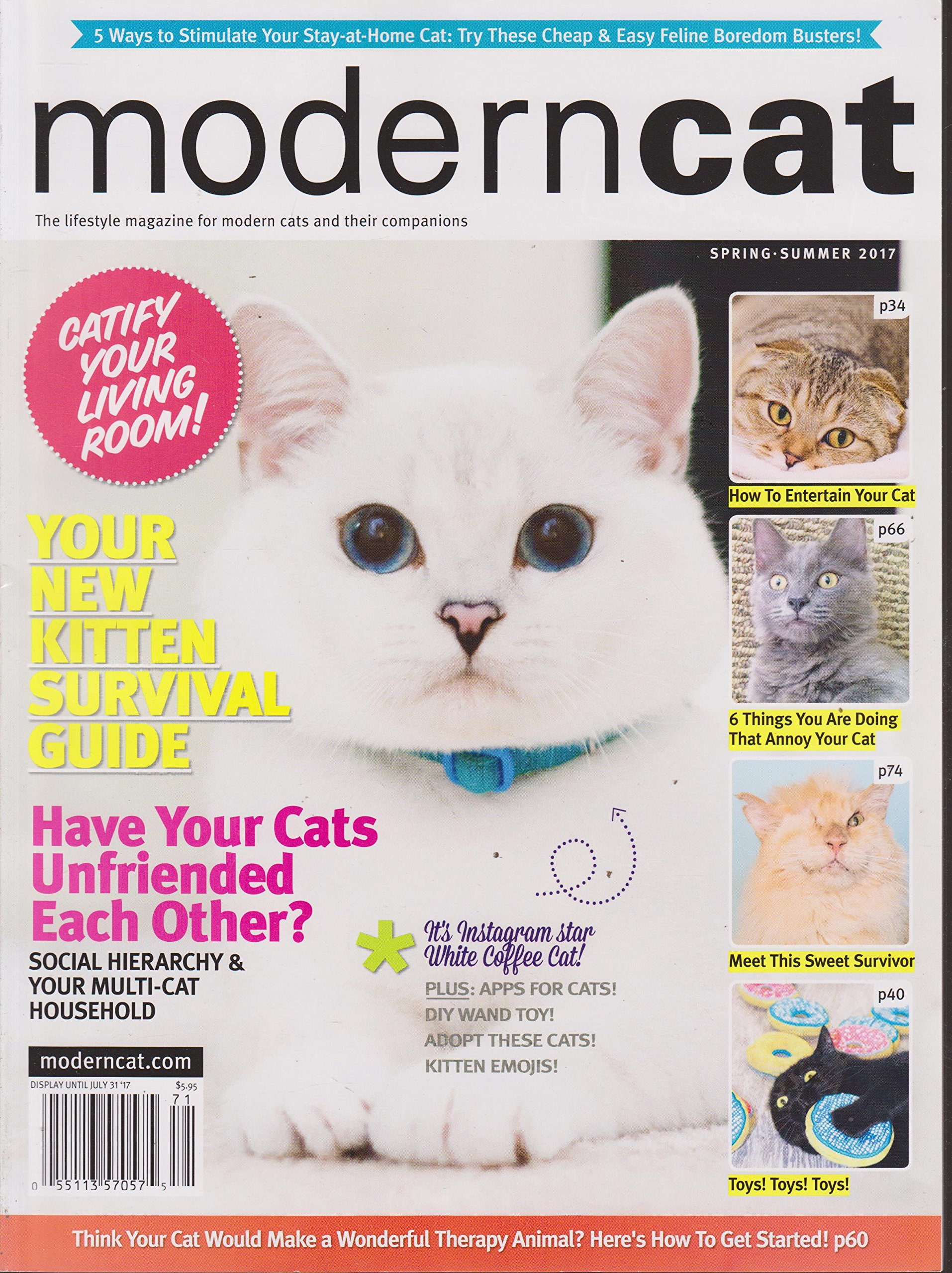 Download Modern Cat Magazine Spring/Summer 2017 pdf