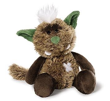 NICI Oops, monstruo de peluche, color marrón (35168)