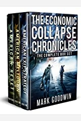 The Economic Collapse Chronicles Three-Book Box Set: A Post-Apocalyptic Novel of America's Coming Financial Downfall Kindle Edition