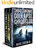 The Economic Collapse Chronicles Three-Book Box Set: A Post-Apocalyptic Novel of America's Coming Financial Downfall