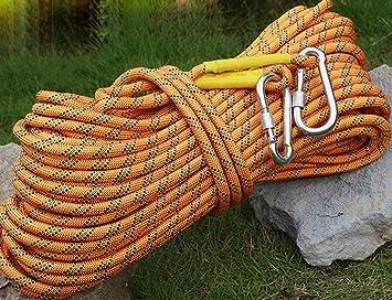 Kletterausrüstung Outdoor : Outdoor kletterseil flucht seil m
