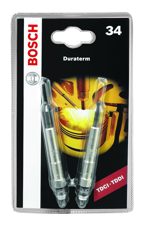 Bosch 0 250 202 136 Bujías de Incandescencia: BOSCH: Amazon.es: Coche y moto