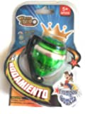 Grahmart King Turbo Durable Plastic Spin Tops & Metal Tip Made in Mexico - Trompo Mexicano King Turbo Plástico Durable & Punta de Metal