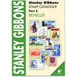 Stanley Gibbons Part 4 Benelux Stamp Catalogue: Pt. 4