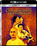 Crouching Tiger, Hidden Dragon 4K UHD + BD [Blu-ray]