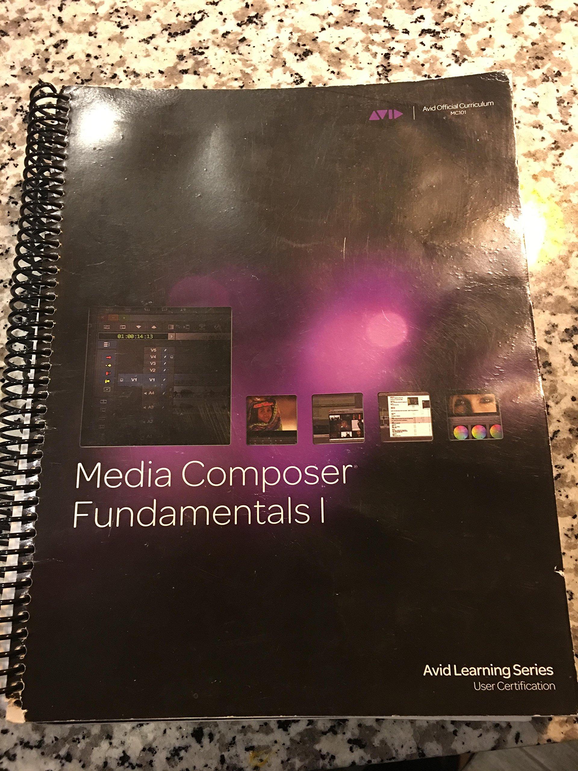 Download Media Composer Fundamentals 1 - 2016 pdf epub