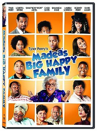 madea big happy family full movie free download