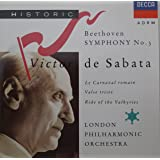 "De Sabata :Symphony 3 in E Flat "" Eroica """
